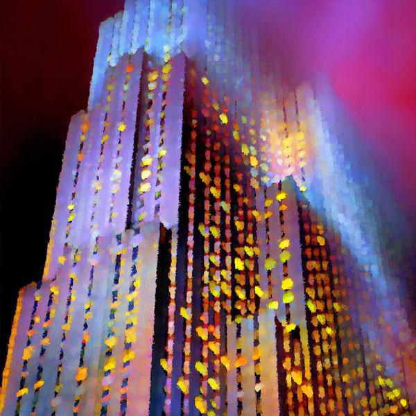 citylights 2 – new york – ausstellung – daniel blaise thorens fine art gallery – bilder peter gartmann, kunst + fotografie, basel, zürich – bildarchiv susanne minder
